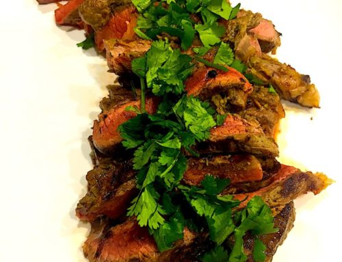 Coriander & Black Pepper Beef