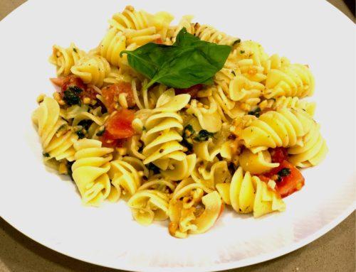 Trapanese Pasta